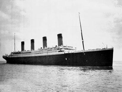 Releyendo la historia del Titanic