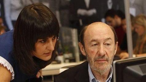 María González Veracruz, la Chacón-Soraya-Leire de Pérez Rubalcaba.