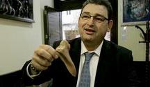 Guillermo Collarte, diputado y mártir por pasarlas canutas.