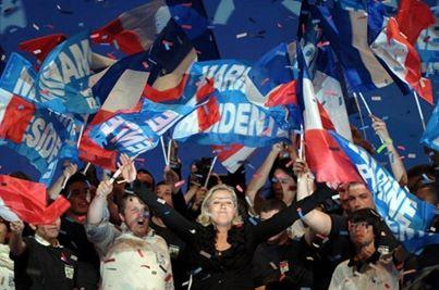 República y Francia. El nuevo discurso de Marine Lepen