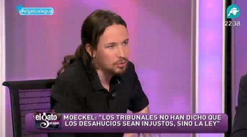 El imparable ascenso de Podemos y la torpeza de los analistas de interés.