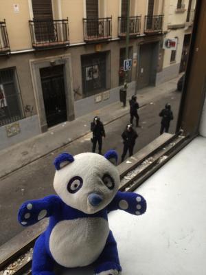 Los ocupas que no quieren ser okupas: el Hogar Social Ramiro Ledesma Ramos